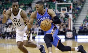 Оклахома-Сити Тандер – Юта Джаз, прогноз на матч НБА