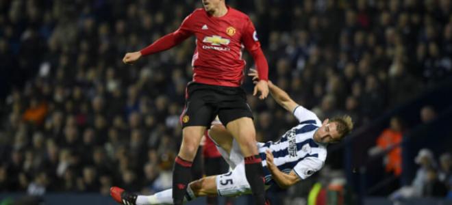 Вест Бромвич — Манчестер Юнайтед 17 декабря в 17-15