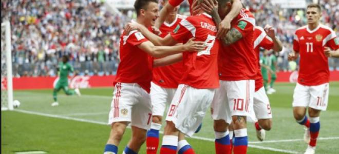 Россия – Египет прогноз и ставки на матч 19 июня