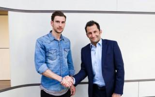 Горецка подписал контракт с Баварией