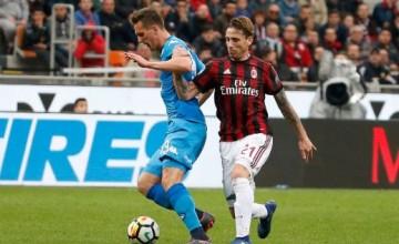Милан – Наполи, прогноз и ставки на матч 26 января