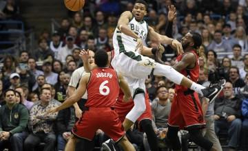 Торонто Рэпторс – Милуоки Бакс, прогноз на матч НБА