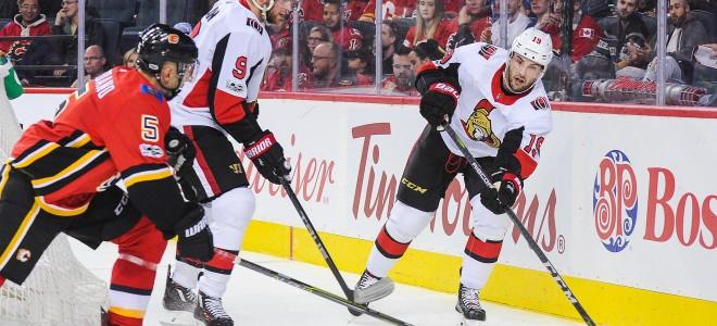 Оттава Сенаторз – Калгари Флеймз, прогноз на матч НХЛ