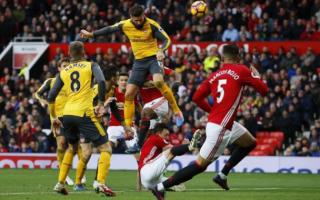 Арсенал — Манчестер Юнайтед 2 декабря в 20-30