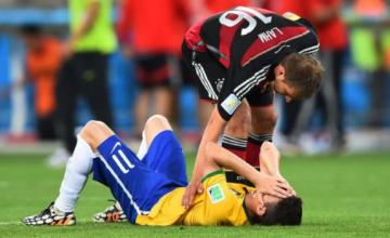 Германия — Бразилия 27 марта в 22-45