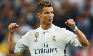 Роналду признан лучшим игроком недели