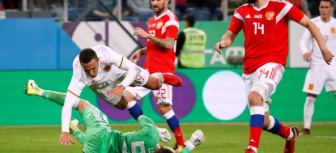 Россия – Испания, прогноз на матч 1 июля