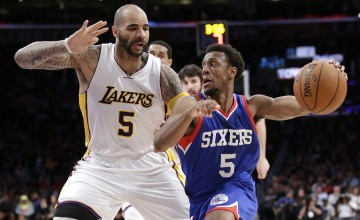 Филадельфия Сиксерс – Лос-Анджелес Лейкерс, прогноз на матч НБА