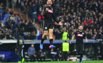 Лацио – Наполи прогноз на матч 18 августа