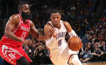 Хьюстон Рокетс – Оклахома-Сити Тандер, прогноз на матч НБА