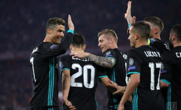 Бавария проиграла Реалу