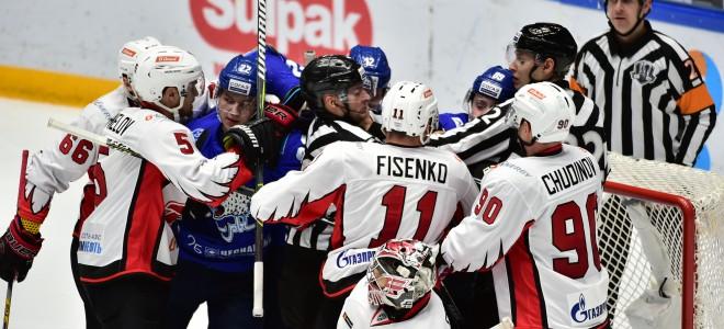 Барыс – Авангард, прогноз на матч плей-офф КХЛ