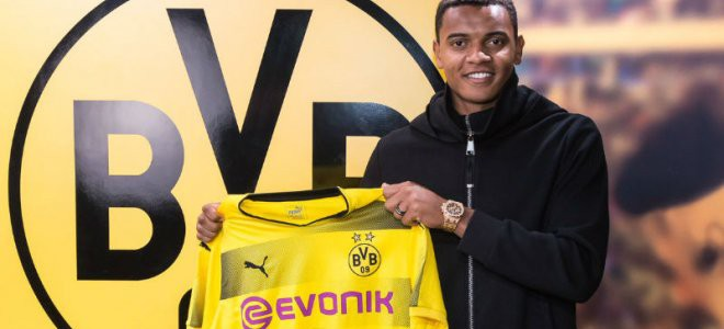 Аканджи – теперь игрок Борусси Дортмунд