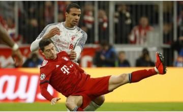 Бавария – аут, Ливерпуль – ин – Новости Футбола