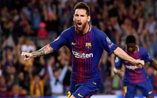Барселона может изъять 10 номер после ухода Мессии