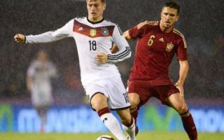 Германия — Испания 23 марта в 22-45