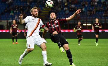 Рома — Милан 25 февраля в 22-45