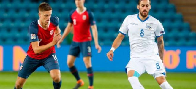 Норвегия – Словения прогноз на матч 13 октября