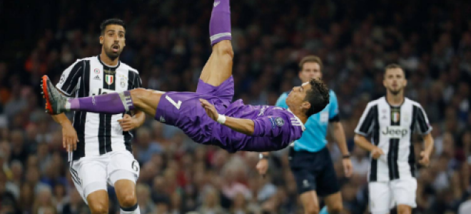 Ювентус — Реал Мадрид 3 апреля в 21-45