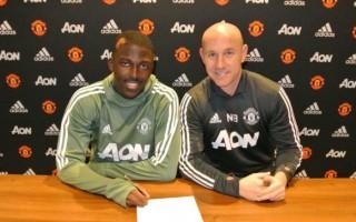 Манчестер подписал контракт с Алиу Траоре