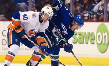 Ванкувер Кэнакс – Нью-Йорк Айлендерс, прогноз на матч НХЛ