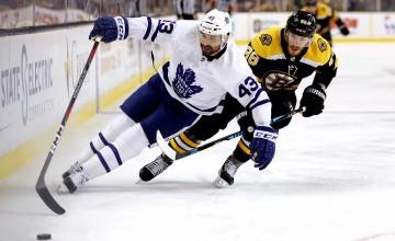 Бостон Брюинз – Торонто Марпл Лифс, прогноз на матч НХЛ