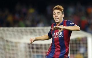 Барселона хочет предложить своему форварду новый контракт