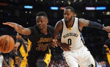 Мемфис Гриззлис – Лос-Анджелес Лейкерс, прогноз на матч НБА