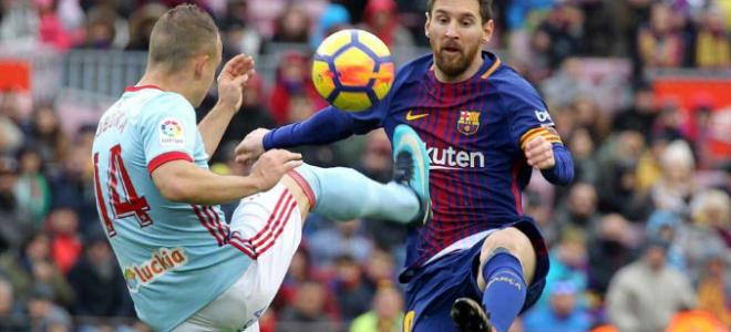 Сельта – Барселона, прогноз на матч 17 апреля