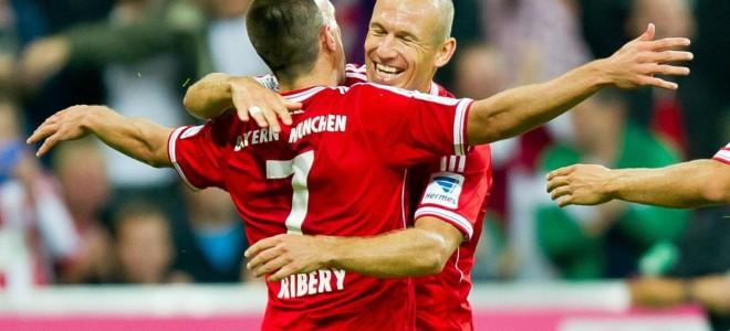 Бавария готова попрощаться с Рибери и Роббеном