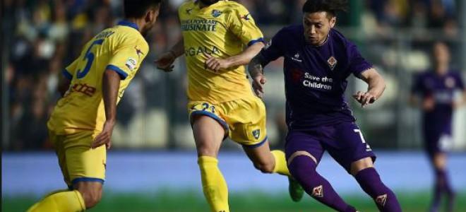 Фрозиноне – Фиорентина прогноз и ставки на матч 9 ноября