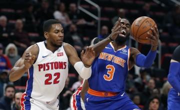 Нью-Йорк Никс – Детройт Пистонс, прогноз на матч НБА