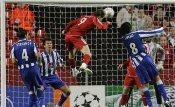Ливерпуль — Порту 6 марта в 22-45