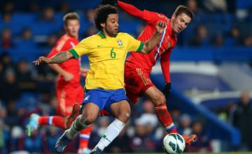 Россия — Бразилия 23 марта в 19-00