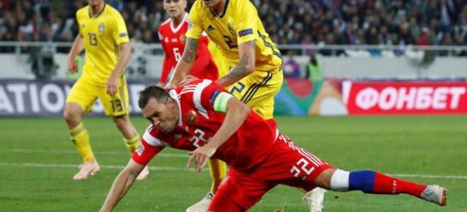 Швеция – Россия, прогноз на матч 20 ноября