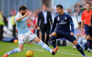 Сельта — Реал Мадрид 7 января в 22-45