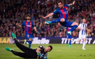 Барселона – Реал Сосьедад прогноз и ставки на матч 20 мая