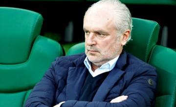 Шалимов отправлен в отставку