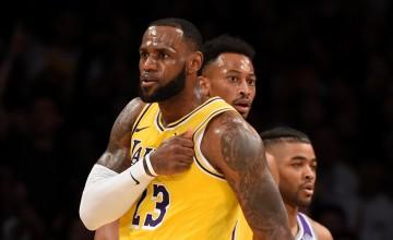 Леброн взял перерыв – Новости Баскетбола