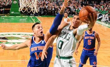 Нью-Йорк Никс – Бостон Селтикс, прогноз на матч НБА