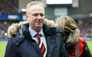 Маклиш теперь возглавляет сборную Шотландии