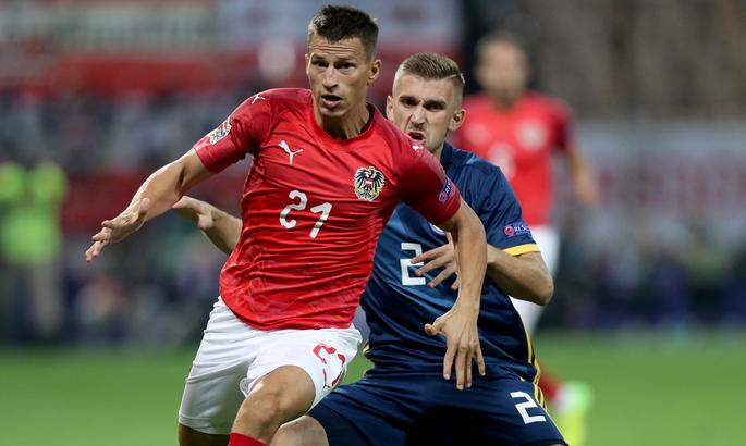 прогноз на матч Австрия - Босния и Герцеговина