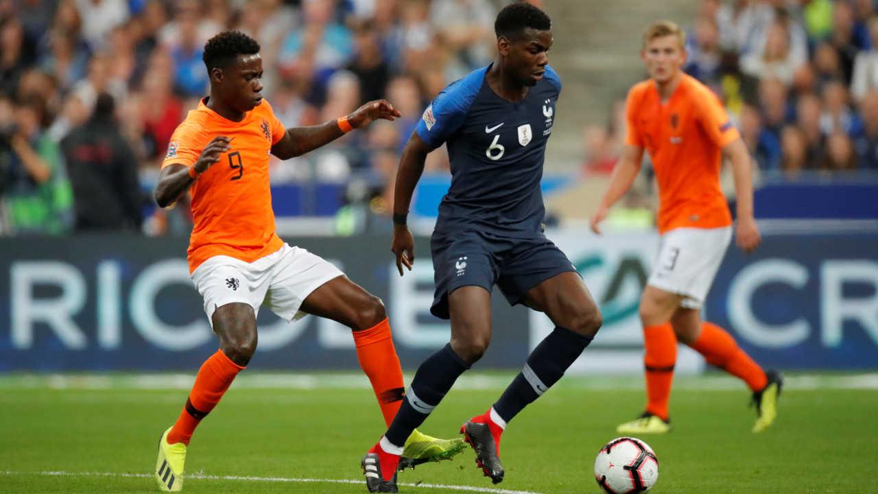 ставка на матч Нидерланды - Франция