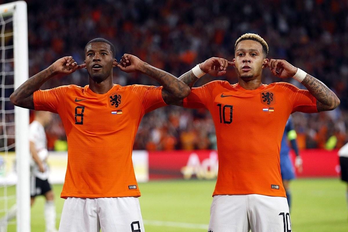 прогноз на матч Германия - Голландия
