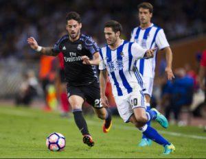 Реал Мадрид – Реал Сосьедад, прогноз и ставки на матч 6 января