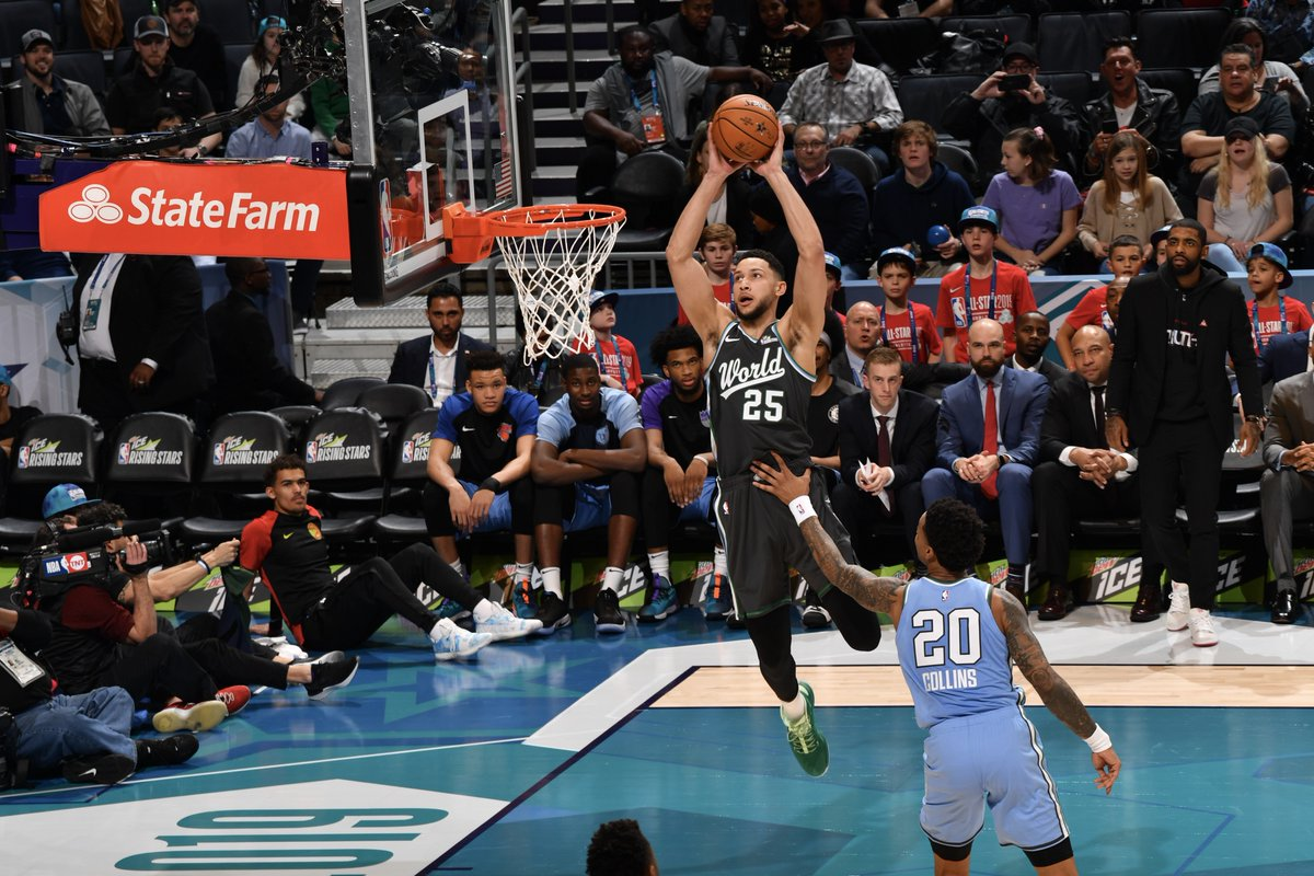 Новости баскетбола - Матч восходящих звезд NBA All Stars