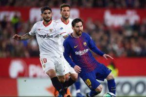 Севилья – Барселона, прогноз на матч 23 февраля