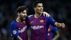 прогноз на матч Лиги Чемпионов УЕФА 19 февраля - Лион - Барселона
