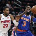 прогноз на матч НБА между Нью-Йорк Никс и Детройт Пистонс