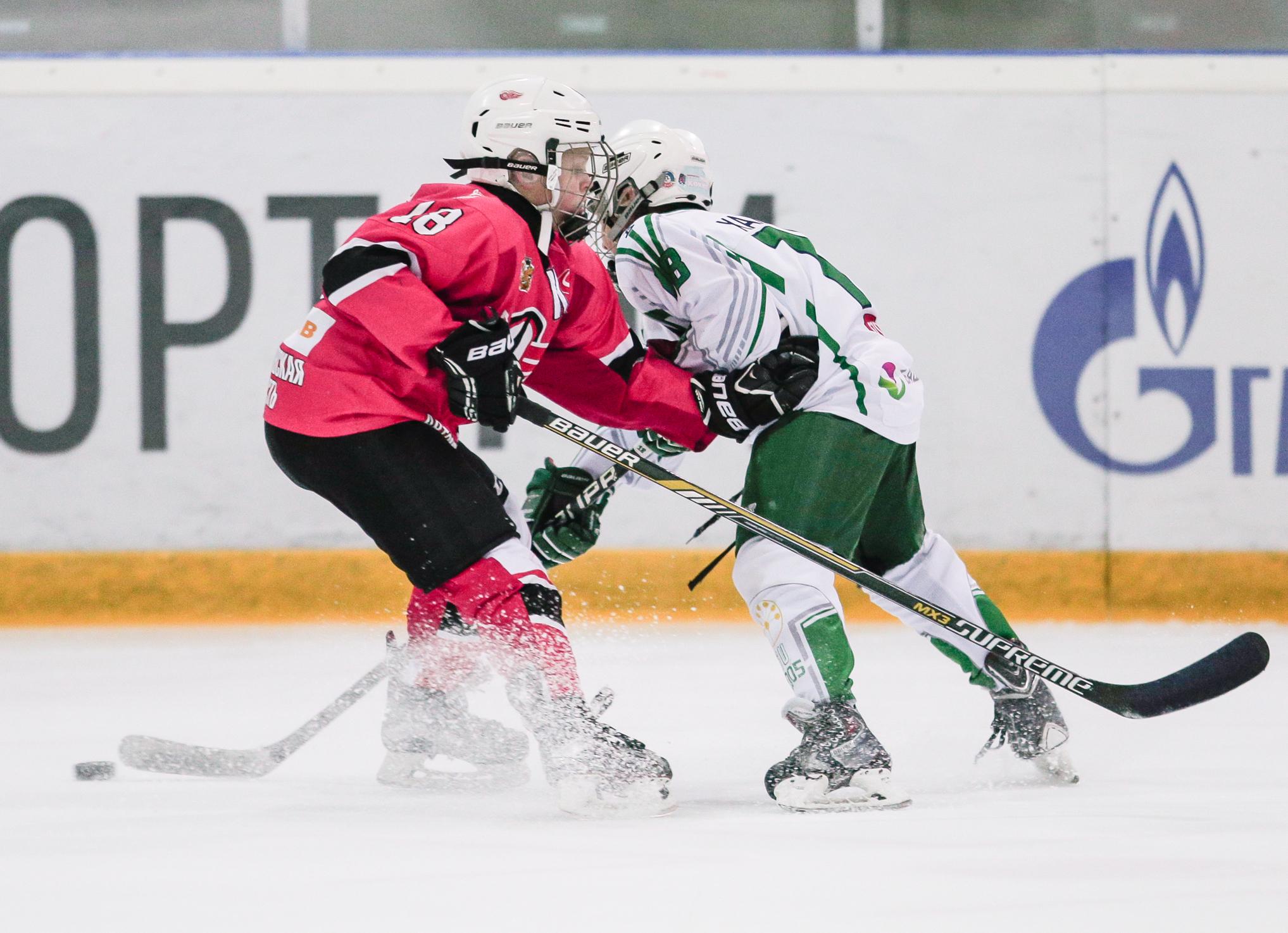 Прогноз на матч плей-офф КХЛ Автомобилист - Салават Юлаев